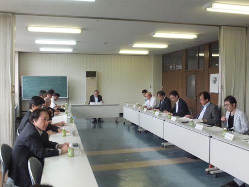 平成27年度美祢市フィルムコミッション総会開催