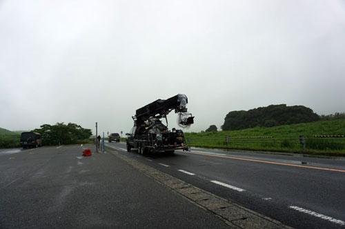 ダイハツ新車「CAST」店頭動画の撮影が秋吉台で行われました!