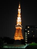 rudyの展示会場は東京タワーの近くでしたYO!
