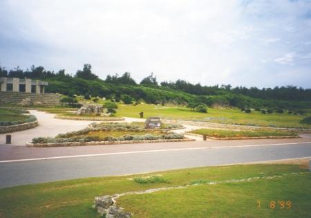 伊江島のリリィーフィールド