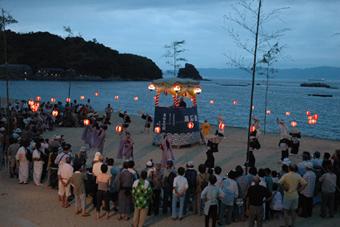 2007体験・鑑賞ツアーの踊