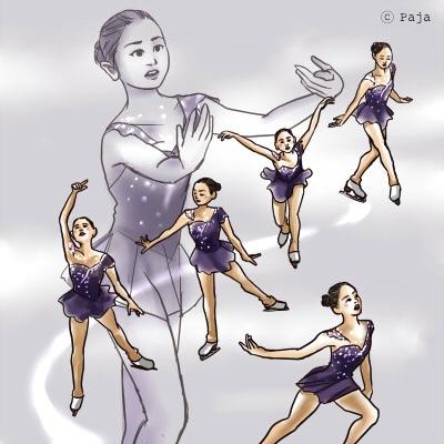 Yukina OTA 太田由希奈 2001-2003FS Turandotトゥーランドット @ 2002 All-Japan National Championships © paja