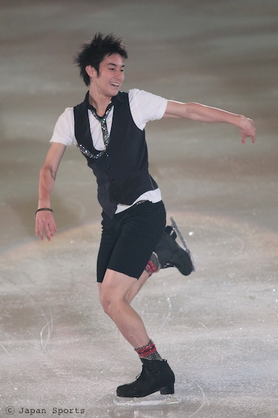 中村健人 Kento NAKAMURA © Japan Sports