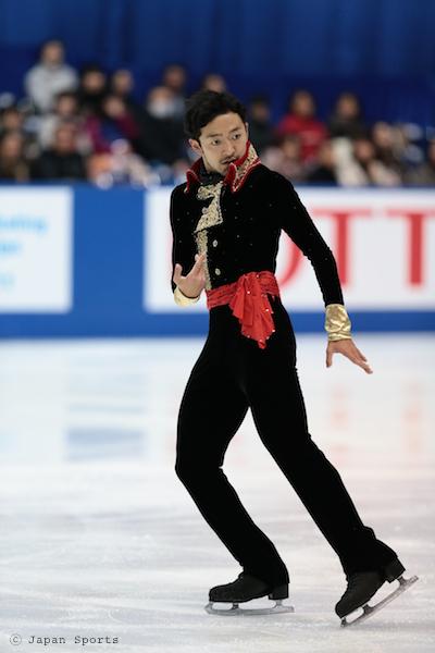 Takuya KONDOH 近藤琢哉 © Japan Sports