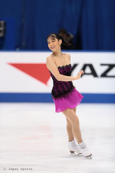 Haruka IMAI 今井遥 © Japan Sports