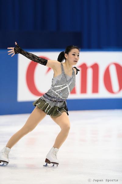 Chisako KIUCHI 木内千彩子 © Japan Sports