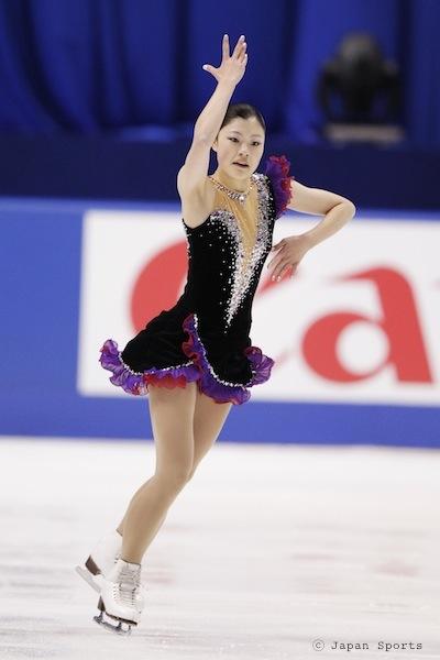 Shoko ISHIKAWA 石川翔子 © Japan Sports