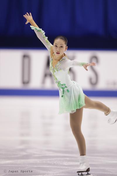 Risa SHOJI 庄司理紗 © Japan Sports