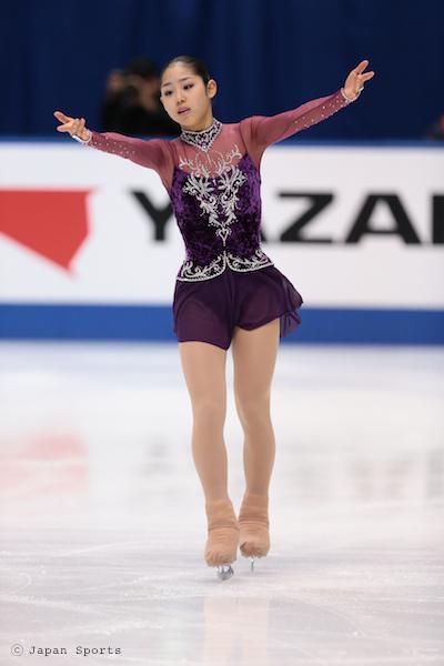 MIU SATO 佐藤未生 © Japan Sports