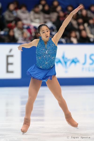 Kako TOMOTAKI 友滝佳子 © Japan Sports