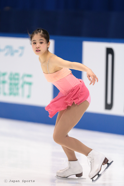 Haruna SUZUKI 鈴木春奈 © Japan Sports
