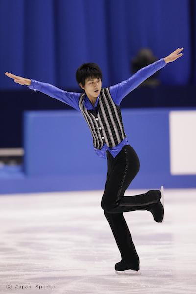 Ryuichi KIHARA 木原龍一 © Japan Sports