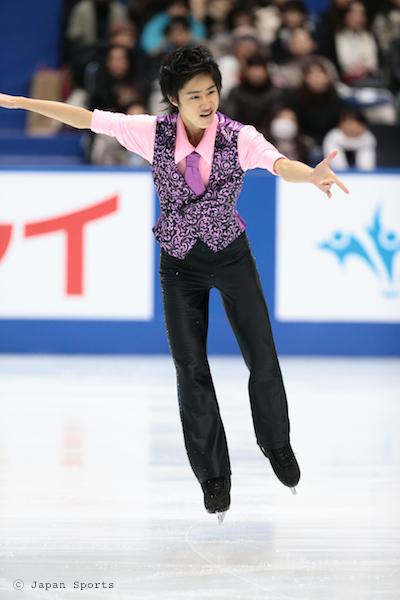 Sei KAWAHARA 川原星 © Japan Sports