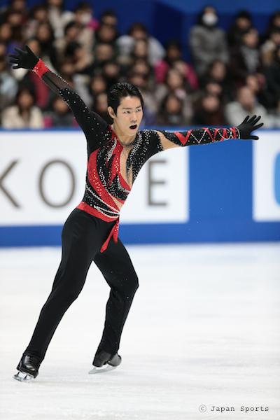 Daisuke MURAKAMI 村上大介 © Japan Sports