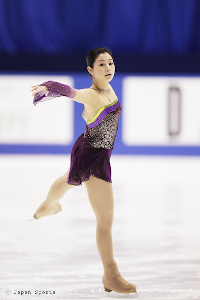Satsuki MURAMOTO 村元小月 © Japan Sports