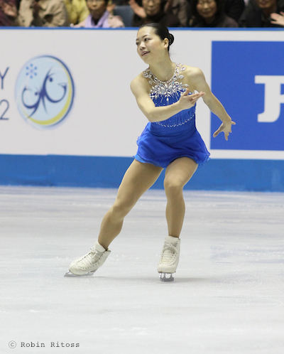 Akiko SUZUKI 鈴木明子 © Robin Ritoss