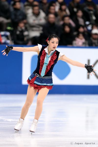 木内千彩子 Chisako KIUCHI © Japan Sports