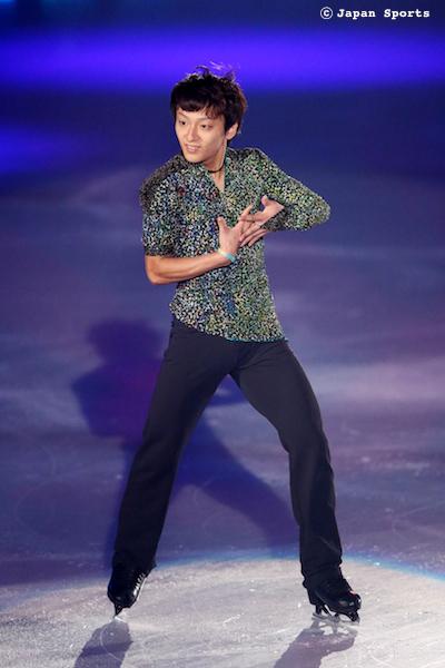 佐々木彰生 Akio SASAKI © Japan Sports
