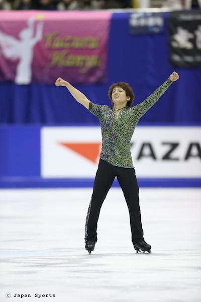 Akio SASAKI 佐々木彰生 © Japan Sports