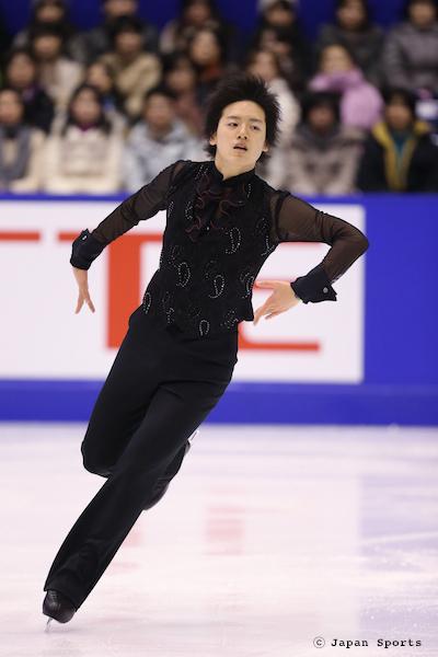 Eiki HATTORI 服部瑛貴 © Japan Sports