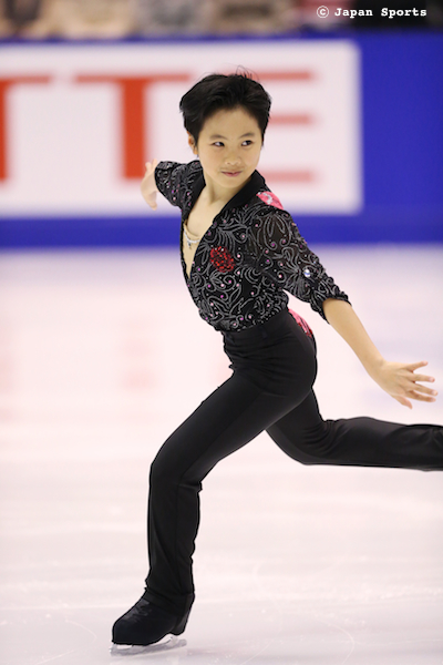 Taichi HONDA 本田太一 © Japan Sports