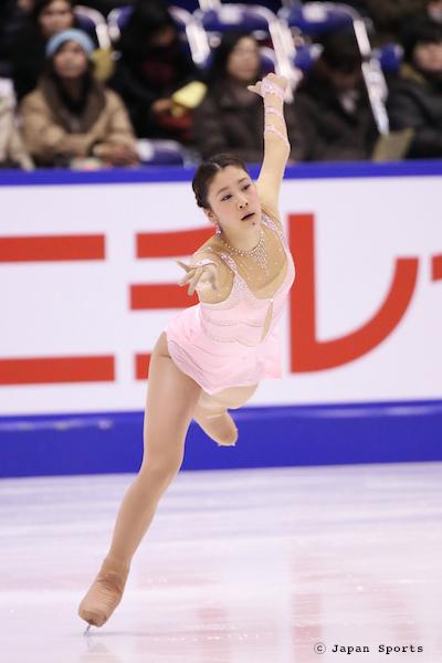 Kana MURAMOTO 村元哉中 © Japan Sports