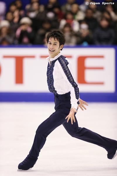 Kento NAKAMURA 中村健人 © Japan Sports