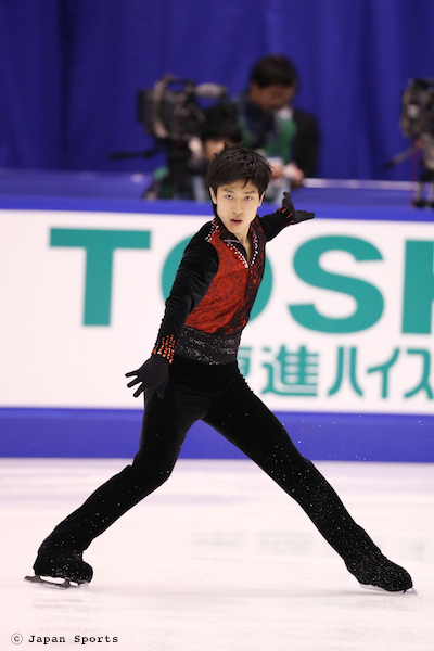 Jo MATSUMURA 松村成 © Japan Sports