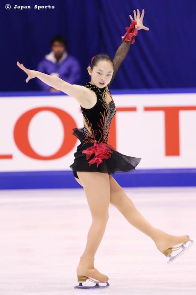 Miyabi OBA 大庭雅 © Japan Sports