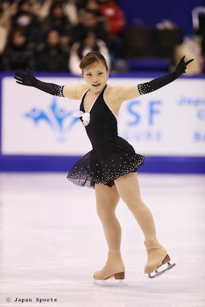 Mutsumi TAKAYAMA 高山睦美 © Japan Sports