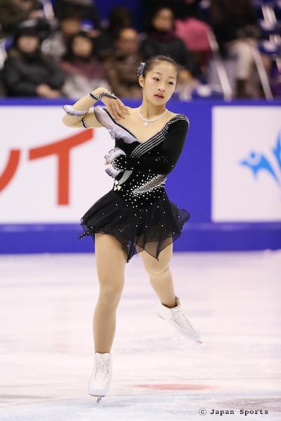 Rin NITAYA 新田谷凛 © Japan Sports