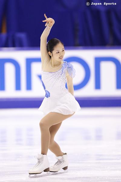 Shion KOKUBUN 國分紫苑 © Japan Sports