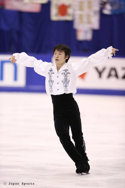 Yukihiro YOSHIDA 吉田行宏 © Japan Sports