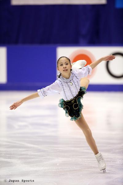 Yura MATSUDA 松田悠良 © Japan Sports