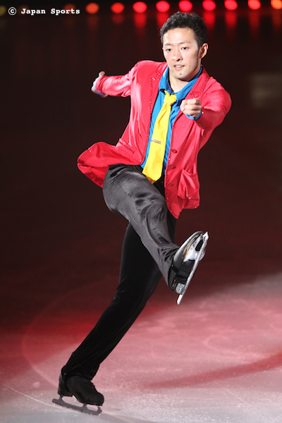 近藤琢哉 Takuya KONDOH 2010-2011,12-13SP Lupin III @ 2013 Friends On Ice © Japan Sports