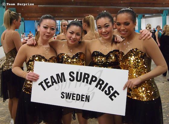 Team Surprise 木内千彩子 Chisako KIUCHI © Team Surprise