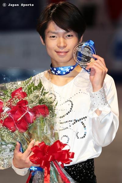 Tatsuki MACHIDA 町田樹 © Japan Sports