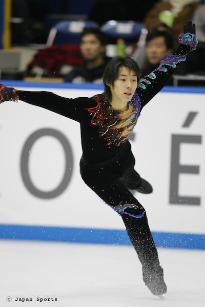 Kensuke NAKANIWA 中庭健介 © Japan Sports