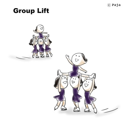 Group Lift © Paja
