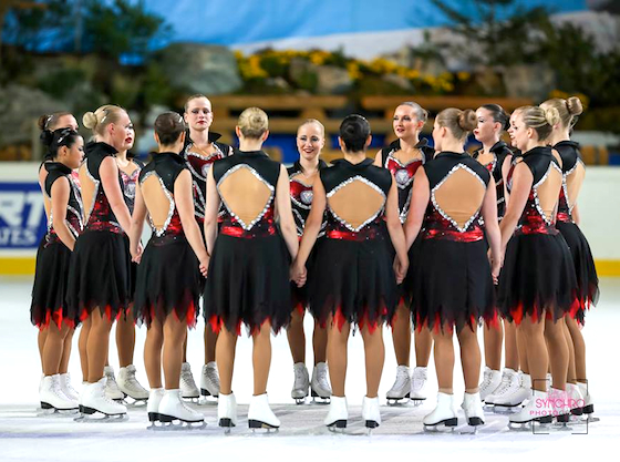 Team Surprize © Synchro Photo