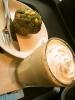 抹茶ホワイトチョコ&エスプレッソシェイク(ホイップ追加)