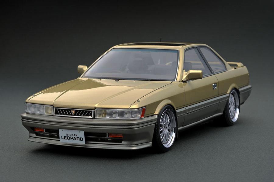 43 レパード前期 ゴールドツートン  BBS LM 18インチ(ポリッシュ&シルバー).jpg