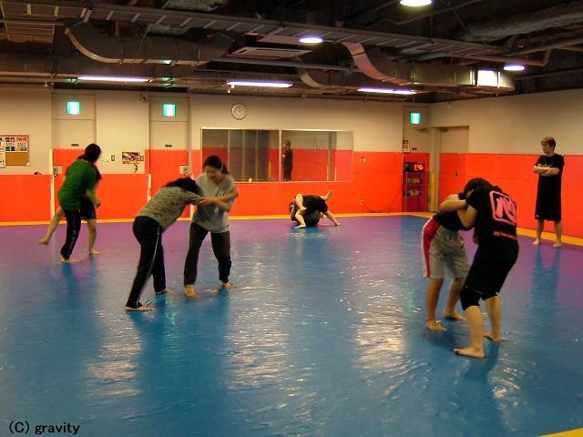 伊藤薫プロレス教室
