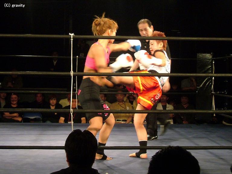 山田純琴vs岡田敦子