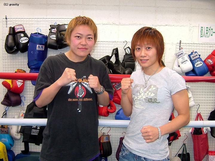 藤井惠vsたま☆ちゃん