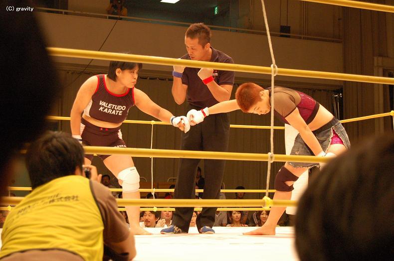 高橋洋子vs武田美智子