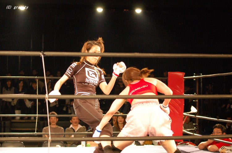 茂木康子vs内藤晶子