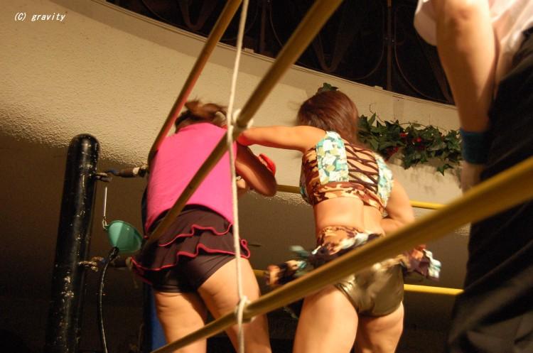 Megumi Yabushita vs. Mizuho satou