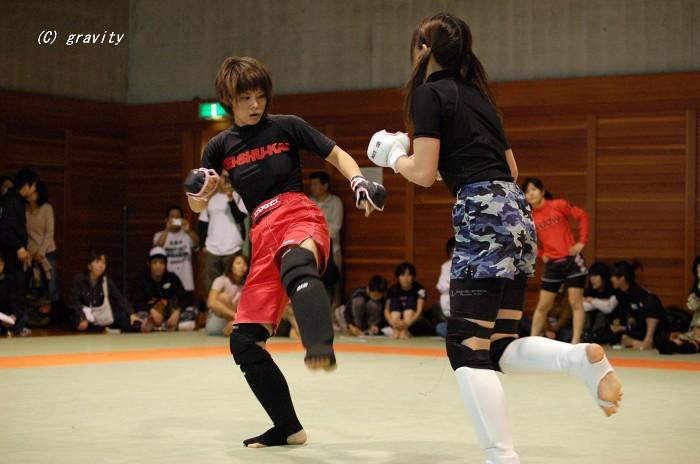 杉山直歩vs.小林英美 小寺麻美vs.市川奈々など■NO-GI撫子06/11.4写真レポート |