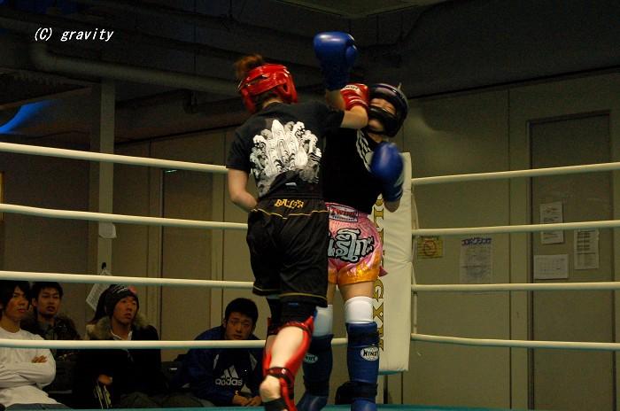 菊川菜々子vs.加藤範子